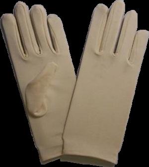 Эластичные перчатки из нейлона