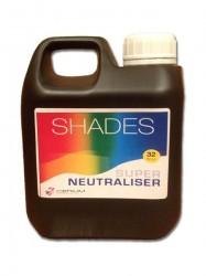 Нейтрализатор для удаления красителя с окрашиваемых линз SHADES «Супер»  (SHADES Super Neutraliser)